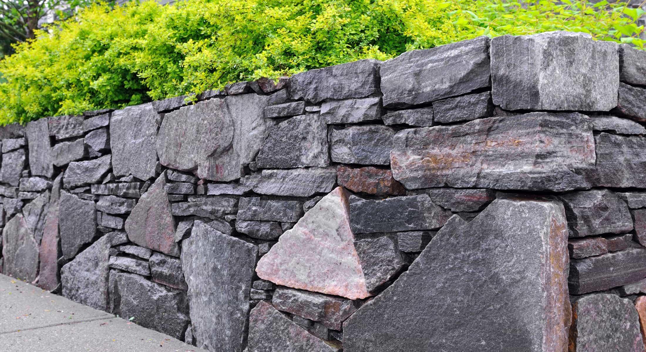 retaining wall Seattle